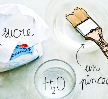 Mastering white pâtissier fondant, step by step